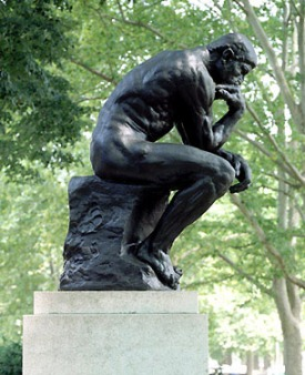 The Thinker picture